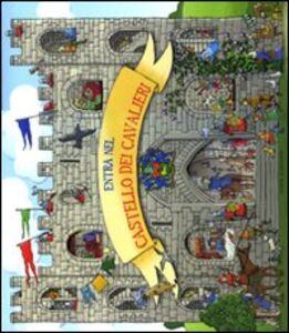 Libro Entra nel castello dei cavalieri. Libro pop-up Gem Cooper , Tim Hutchinson