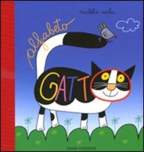 Alfabeto gatto