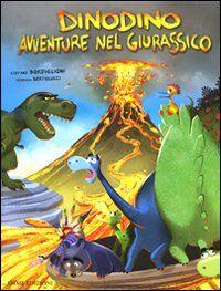 Cinque amici contro T-Rex-La pioggia di pietre bollenti. Dinodino. Avventure nel giurassico