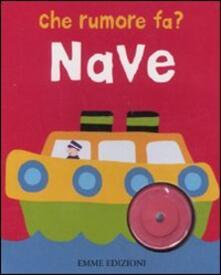 Rallydeicolliscaligeri.it Nave. Che rumore fa? Image