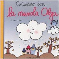 Autunno con la nuvola Olga. Ediz. illustrata - Costa Nicoletta - wuz.it