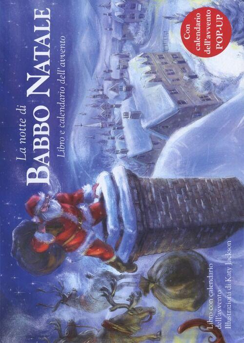 La notte di Babbo Natale. Libro pop-up