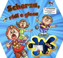 Radiospeed.it Scherza, ridi e gioca. Con gadget Image