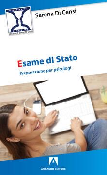 Esame di Stato. Preparazione per psicologi.pdf