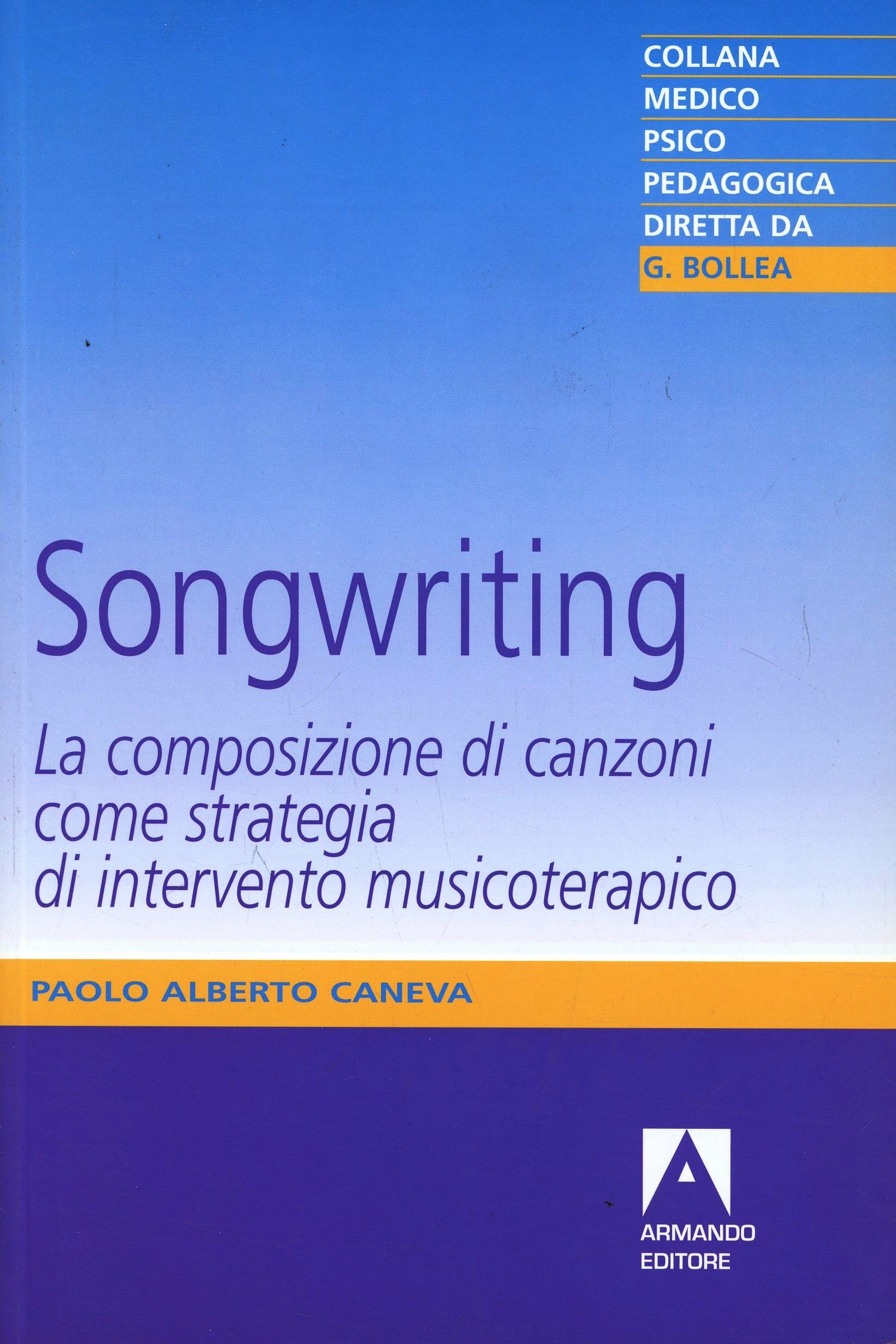 Songwriting program