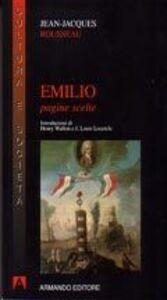 Emilio. Pagine scelte