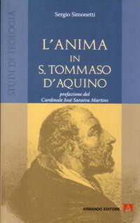 L' anima in s. Tommaso d'Aquino