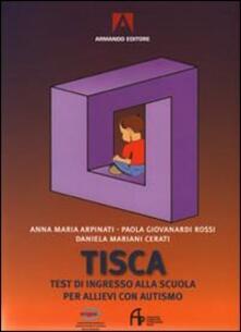 Tisca. Test di ingresso alla scuola per allievi con autismo.pdf