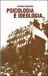 Psicologia e ideologia