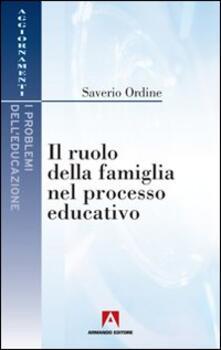 Camfeed.it Il ruolo della famiglia nel processo educativo Image