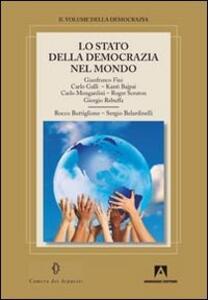 Lo stato della democrazia nel mondo