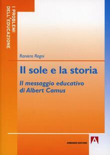Daddyswing.es Il sole e la storia. Il messaggio educativo di Albert Camus Image