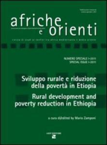 Listadelpopolo.it Afriche e Orienti (2011). Vol. 1: Sviluppo rurale e riduzione della povertà in EtiopiaRural development and poverty reduction in Ethiopia. Image