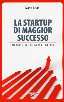 Camfeed.it La startup di maggior successo. Manuale per la nuova impresa Image