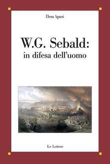 Amatigota.it W. G. Sebald: in difesa dell'uomo Image