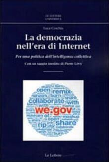 Antondemarirreguera.es La democrazia nell'era di internet. Per una politica dell'intelligenza collettiva Image