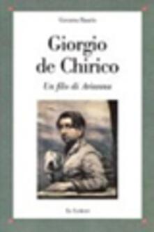 Voluntariadobaleares2014.es Giorgio De Chirico. Un filo di Arianna Image