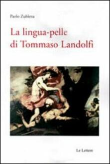 Voluntariadobaleares2014.es La lingua pelle di Tommaso Landolfi Image