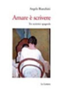 Promoartpalermo.it Amare è scrivere. Tre scrittrici spagnole: Mercé Rodoreda, Carmen Laforet, Carmen Martín Gaite Image
