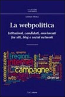Antondemarirreguera.es La webpolitica. Istituzioni, candidati e movimenti fra siti, blog e social network Image