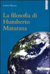 La filosofia di Humberto Maturana
