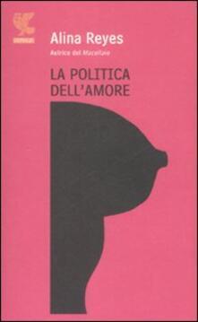 Librisulladiversita.it La politica dell'amore Image