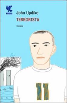 Terrorista - John Updike - copertina