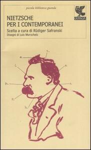 Nietzsche per i contemporanei