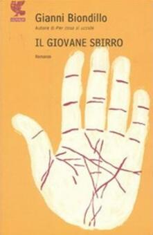 Il giovane sbirro - Gianni Biondillo - copertina