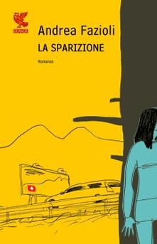 La sparizione - Andrea Fazioli - copertina