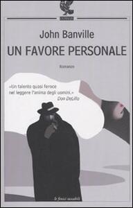 Un favore personale