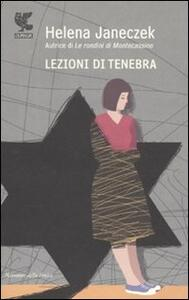Lezioni di tenebra - Helena Janeczek - copertina
