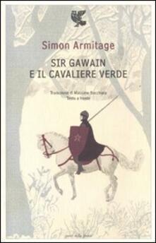 Winniearcher.com Sir Gawain e il cavaliere verde. Testo inglese a fronte Image