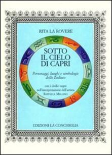 Daddyswing.es Sotto il cielo di Capri. Personaggi, luoghi e simbologie dello Zodiaco Image