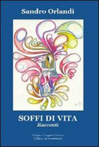 Soffi di vita - Sandro Orlandi - copertina