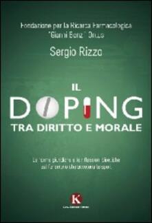 Il doping tra diritto e morale