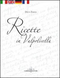 Ricette in Valpolicella