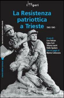 Equilibrifestival.it Resistenza patriottica a Trieste 1943-1945 Image