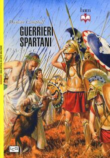 Listadelpopolo.it Guerrieri spartani (735-331 a. C.) Image