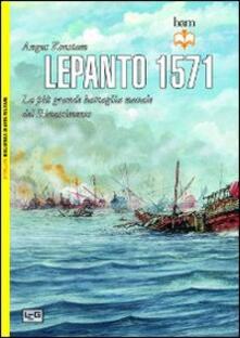 Tegliowinterrun.it Lepanto 1571. La più grande battaglia navale del Rinascimento Image