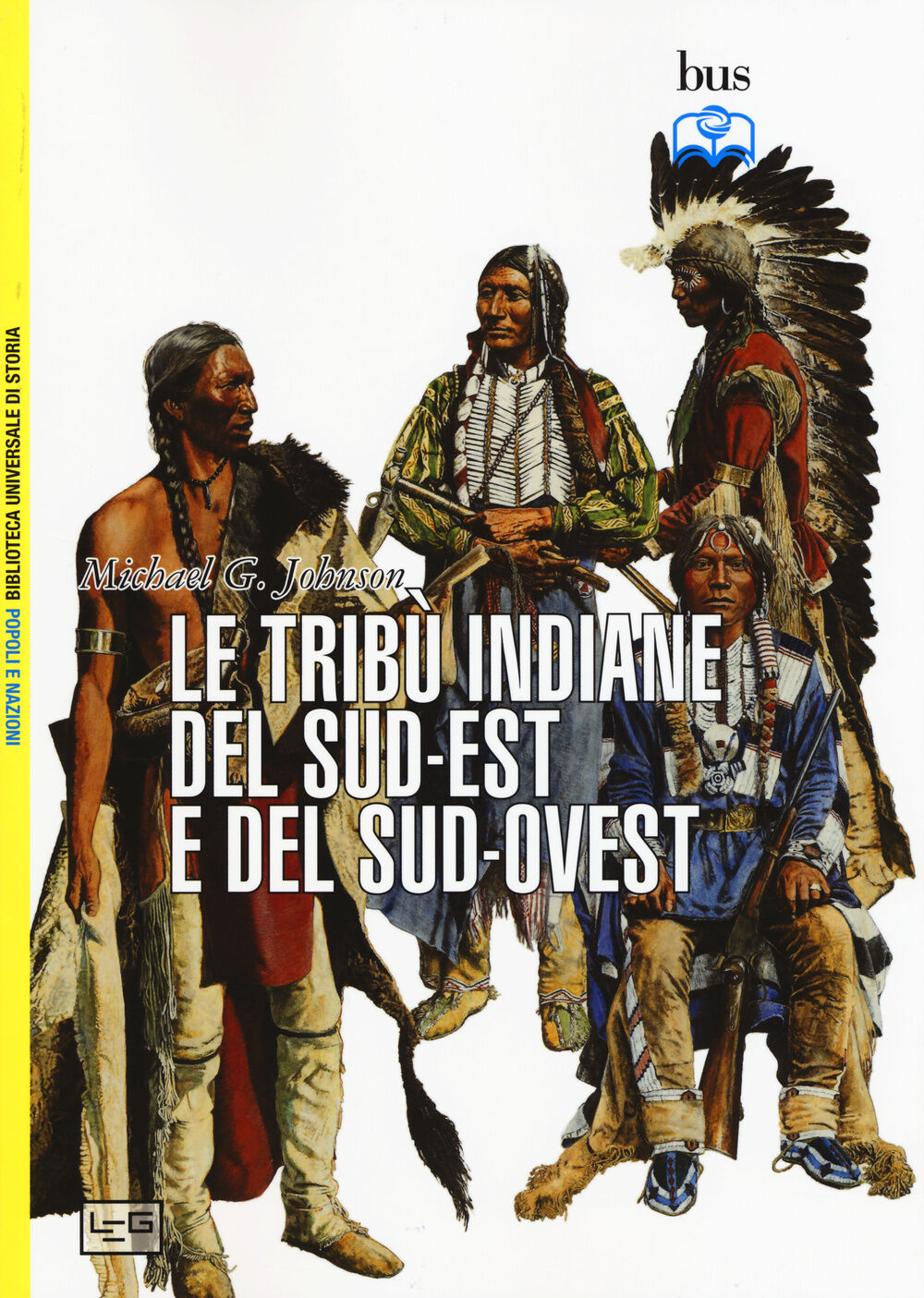 Le tribù indiane del sud-est e del sud-ovest