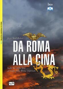 Premioquesti.it Da Roma alla Cina. Sulle vie della seta al tempo della Roma imperiale Image