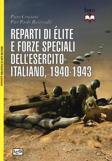 Cefalufilmfestival.it Reparti di élite e forze speciali dell'esercito italiano, 1940-1943 Image