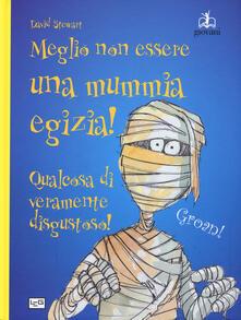 Mercatinidinataletorino.it Meglio non essere una mummia egizia! Image