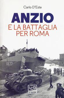 Capturtokyoedition.it Anzio e la battaglia per Roma Image