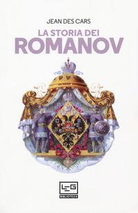 La La storia dei Romanov - Des Cars Jean - wuz.it