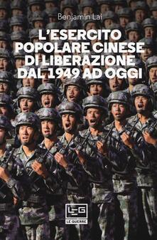 Osteriacasadimare.it L' Esercito popolare cinese di liberazione dal 1949 ad oggi Image