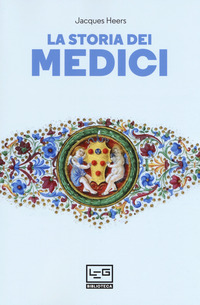 La La storia dei Medici - Heers Jacques - wuz.it