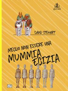 3tsportingclub.it Meglio non essere una mummia egizia! Image