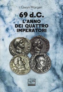 Equilibrifestival.it 69 d.C. L'anno dei quattro imperatori Image